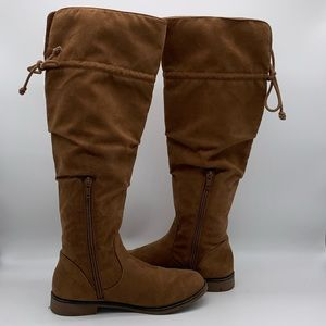 The Children's Place Knee High Boots Size 3